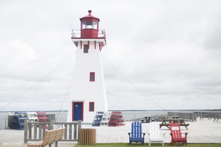 Phare de l'Aquarium et Centre marin du Nouveau-Brunswick, Canada - Nord Espaces