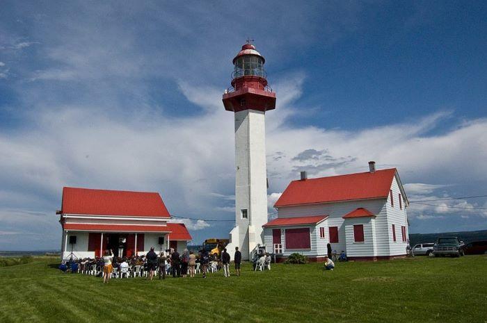 Le phare de la Pointe-Mitis par Mathieu19