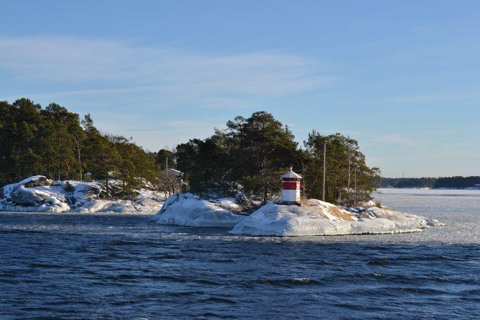 L'archipel de Stockholm par Valérie de Nord Espaces