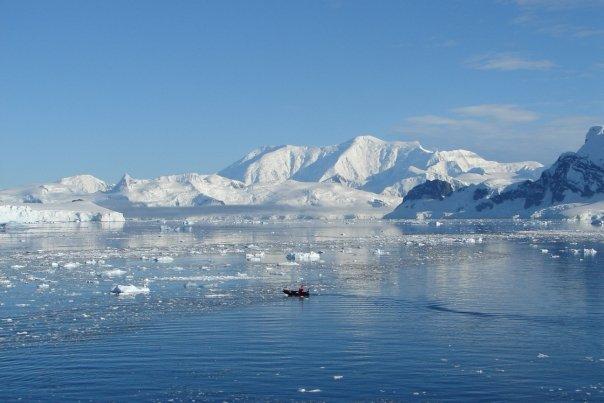 Grandiose Antarctique, photo de Maya A.