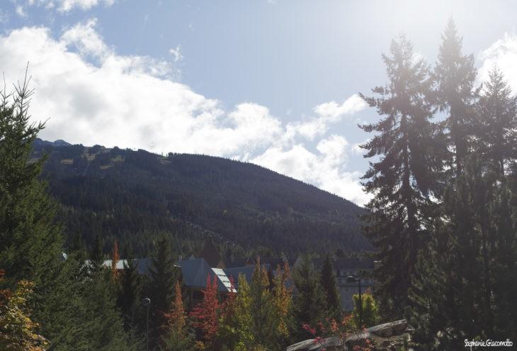 Whistler, station de ski de Colombie-Britannique, au Canada, avec Nord Espaces