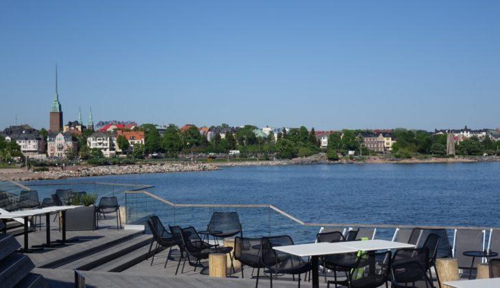 Bel été à Helsinki, Finlande - Nord Espaces