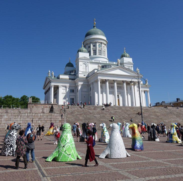 Cathédrale luthérienne Tuomiokirkko, Helsinki, Finlande - Nord Espaces