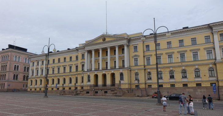 Place du Sénat, Helsinki, Finlande - Nord Espaces
