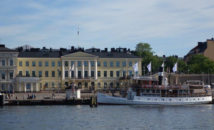 Palais présidentiel, Helsinki, Finlande - Nord Espaces