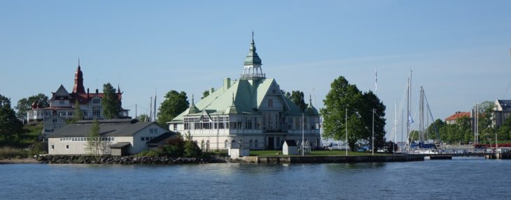 Archipel d'Helsinki, Finlande - Nord Espaces