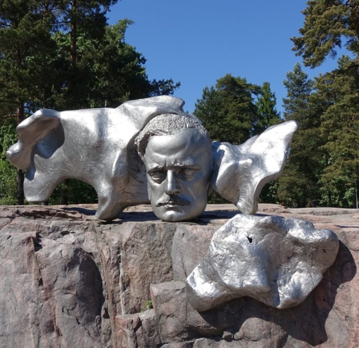 Monument Sibelius, Helsinki, Finlande - Nord Espaces