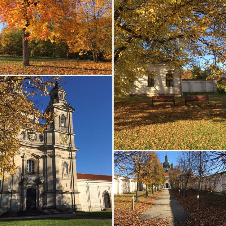 L'automne en Lituanie avec Nord Espaces