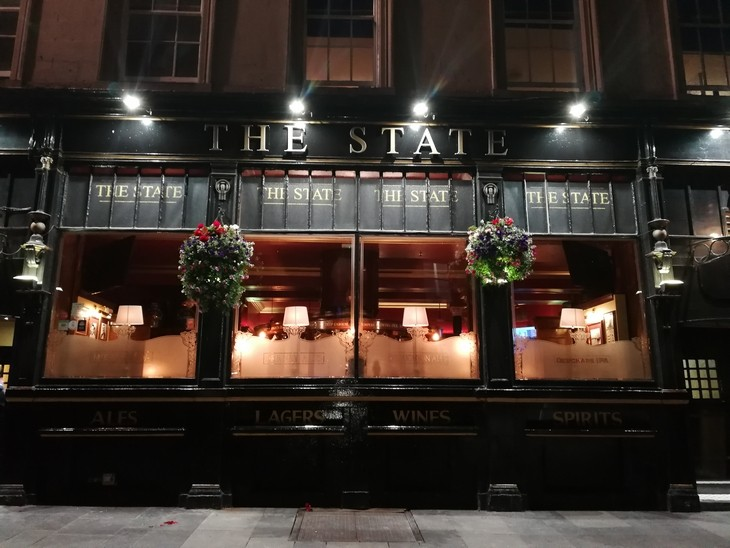 The State, Glasgow
