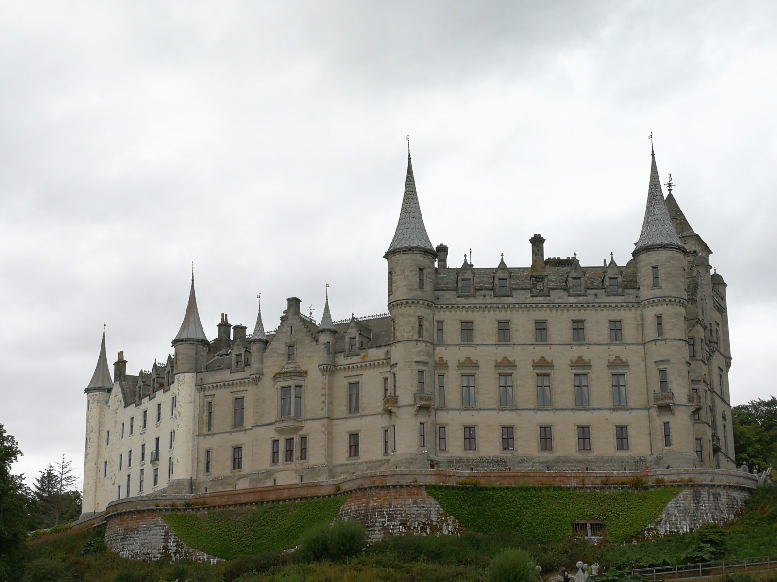Château de Dunrobin à Golspie, Ecosse
