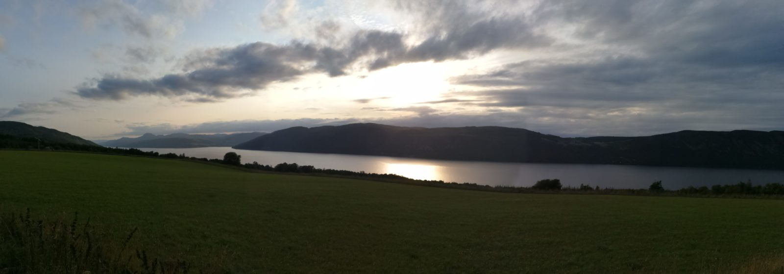 Le Loch Ness, Ecosse