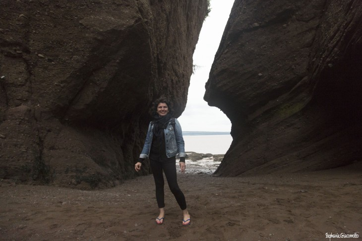 Hopewell Rocks, Nouveau-Brunswick, Canada - Nord Espaces