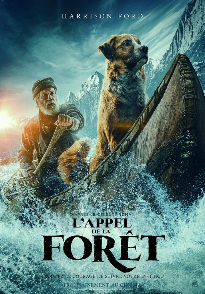 Affiche du film L'Appel de la Forêt (2020)