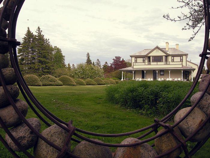 La Villa Estevan aux Jardins de Métis par Mathieu19