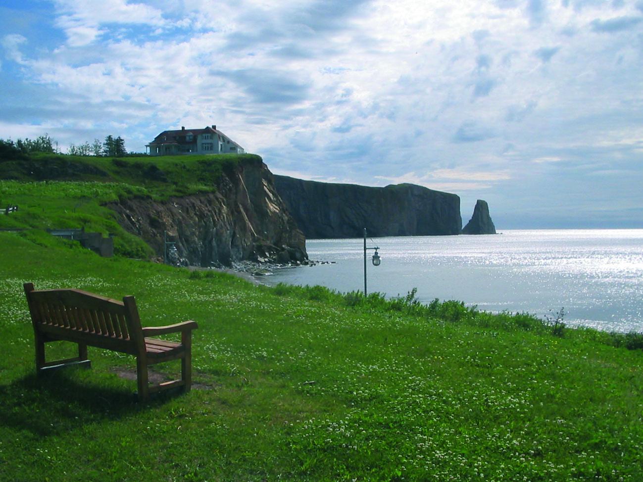 La baie des Chaleurs. Photo : world-bays.com