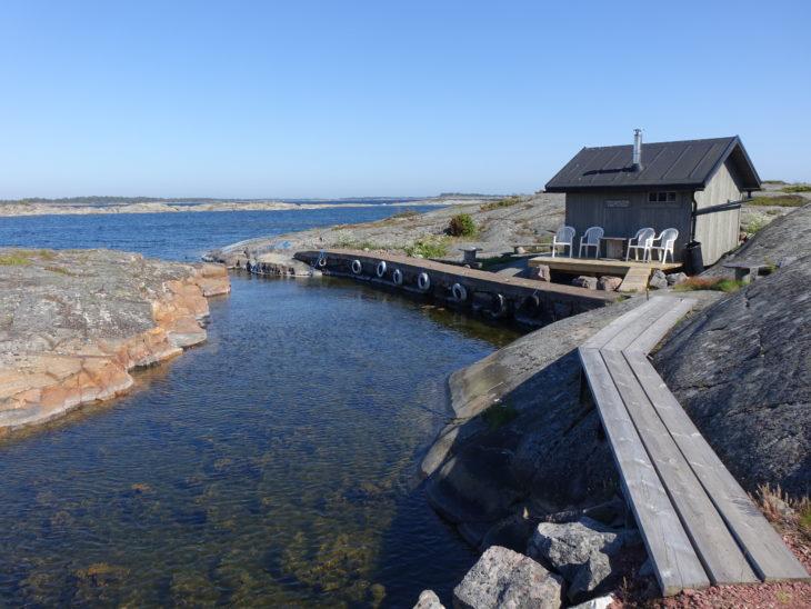 Se reposer en Finlande, dans l'archipel d'Aland