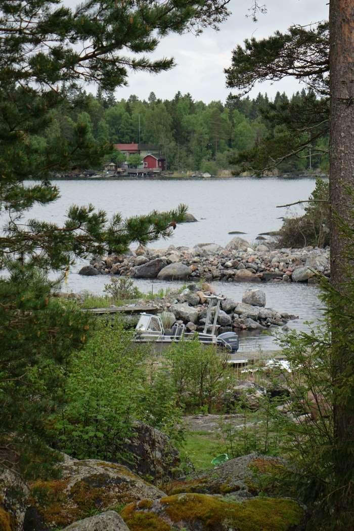 L'archipel de Kvarken près de Vaasa. Photo : Sébastien de Nord Espaces