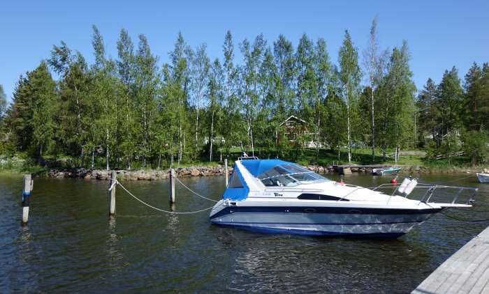 Port de plaisance près de Kokkola. Photo : Sébastien de Nord Espaces