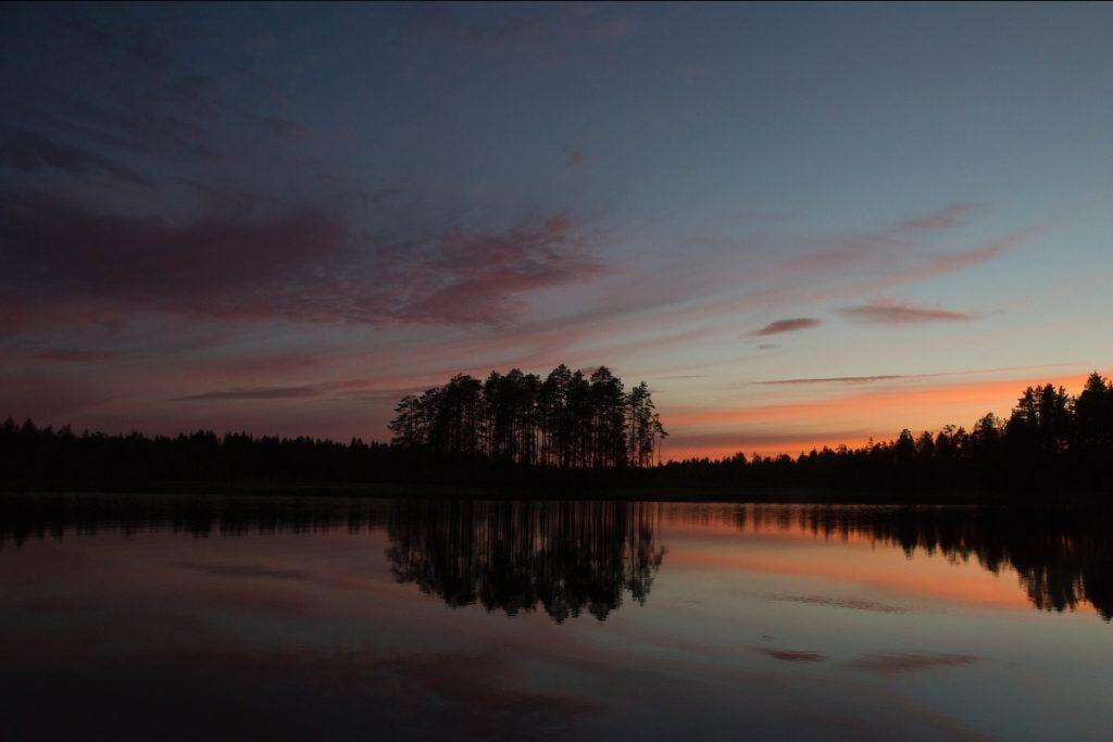 Jongunjoki, Finlande, par Stéphanie Thevenon