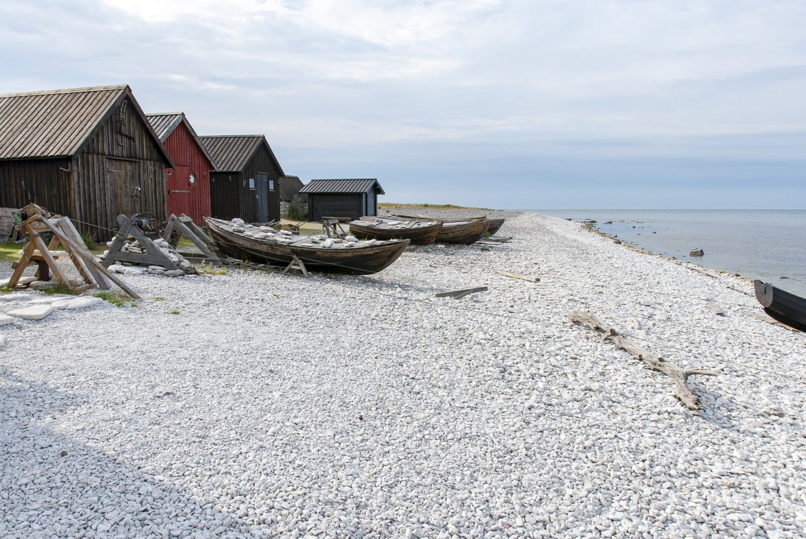 Gotland, Suède