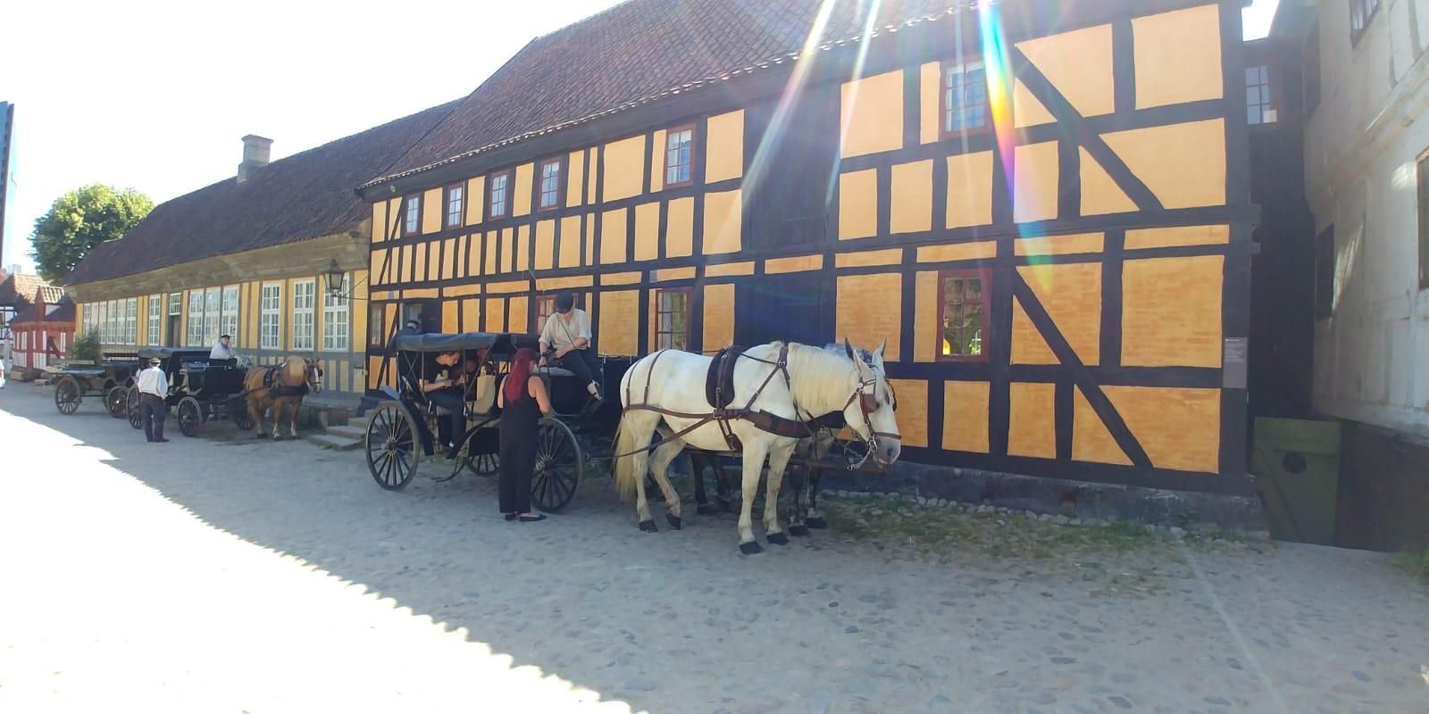 Den Gamle By, Aarhus, Danemark