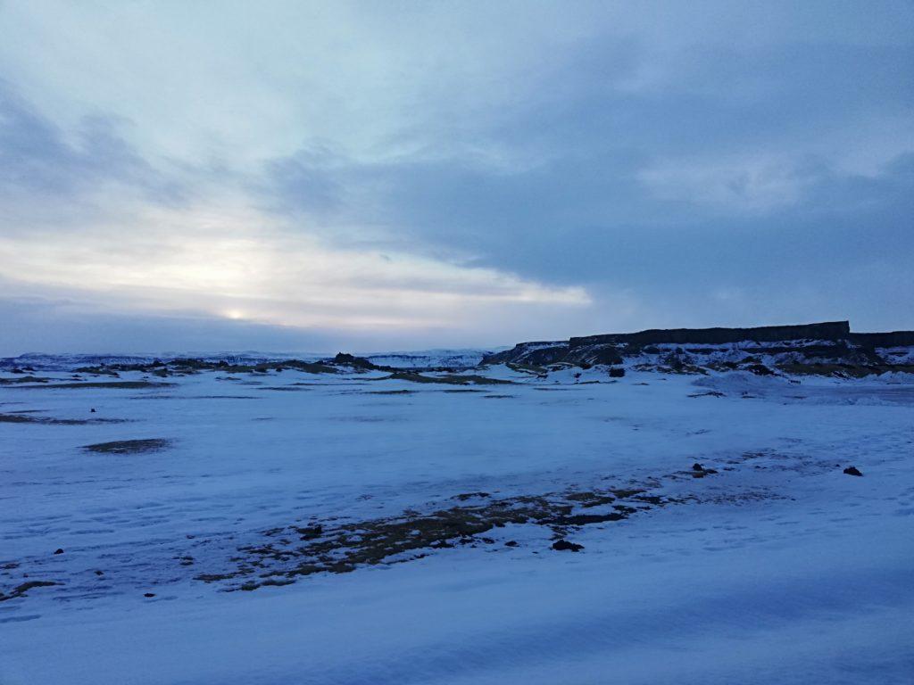 Tour de l'Islande en hiver, Jean-Louis Aisse, février 2020