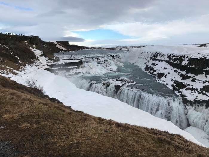 Splendeurs hivernales d'Islande, photo de Marc M., février 2019
