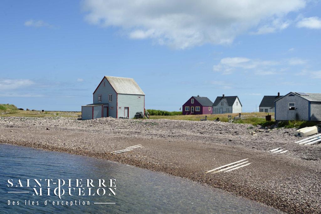 Saint-Pierre-et-Miquelon, l'Île aux Marins