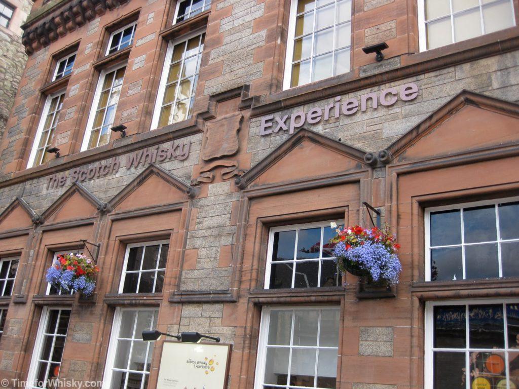 Scotch Whisky Experience à Édimbourg, Ecosse