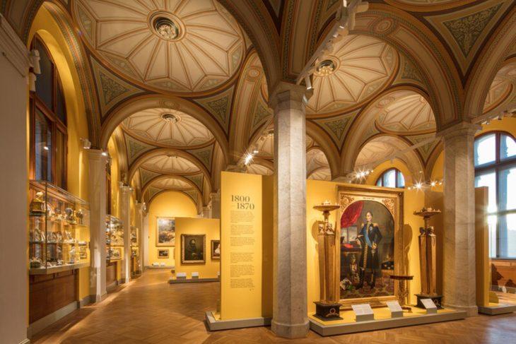 Musée National à Stockholm