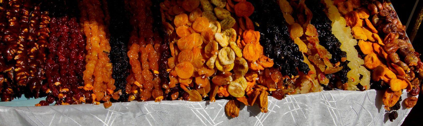 Fruits d'Arménie
