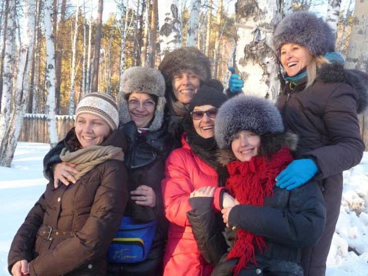 Voyage au lac Baïkal en petit groupe