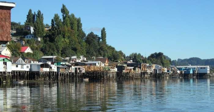 L'île de Chiloé par Katrin Schulz