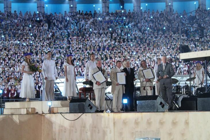 Fête Nationale Lettone du Chant Choral