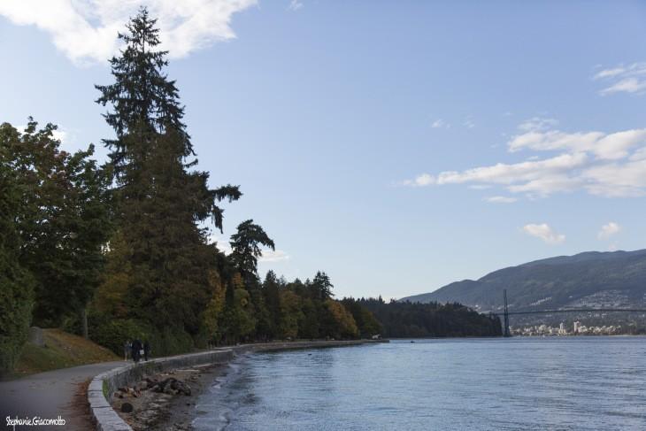 Le parc Stanley à Vancouver, Colombie-Britannique, Canada - Nord Espaces