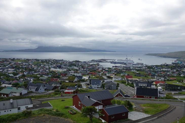 Tórshavn, îles Féroé, Danemark - Nord Espaces