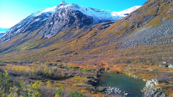 Alpes de Sunnmøre, Norvège