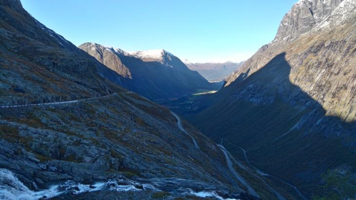Route des Trolls, Norvège