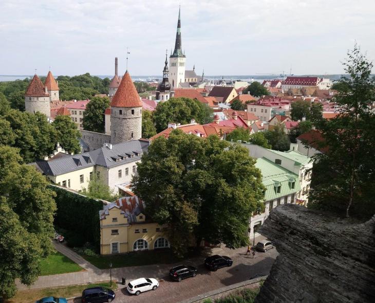 Tallinn, Estonie - Nord Espaces