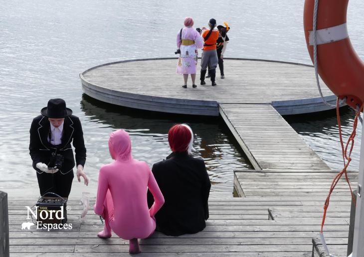 Festival Desucon 2018, Lahti, Finlande - Nord Espaces