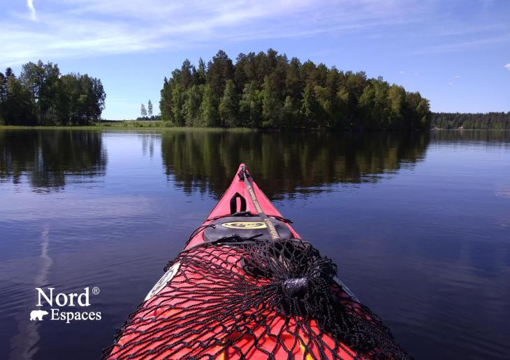 Kayak à Tampere, Finlande - Nord Espaces