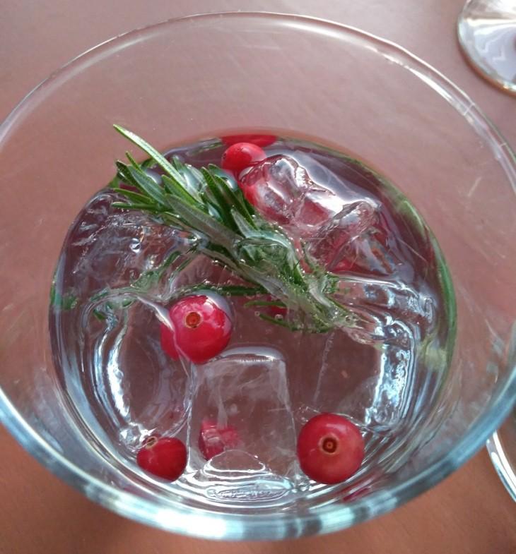 Nordic cocktail, Moro Sky Bar, Tampere, Finlande - Nord Espaces
