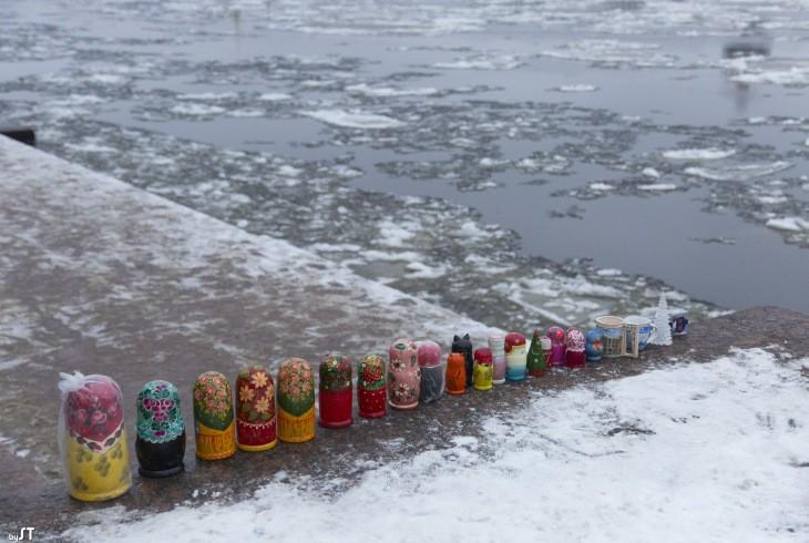 Poupées russes à Saint-Pétersbourg - Nord Espaces