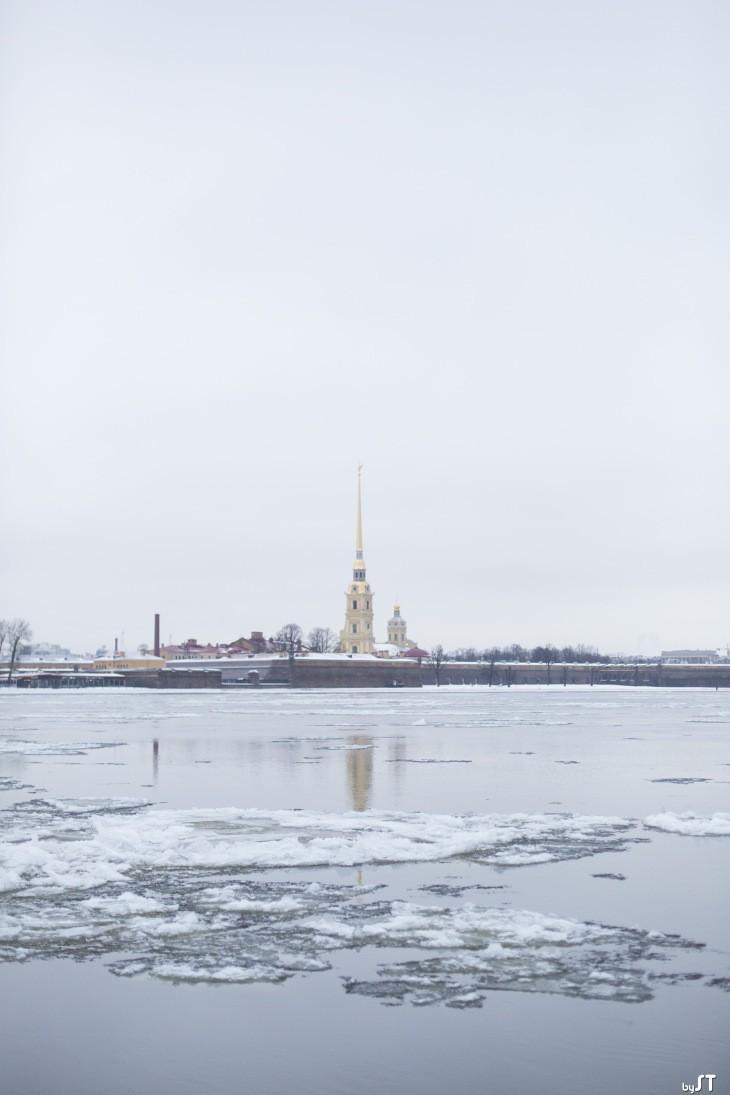Forteresse Pierre-et-Paul à Saint-Pétersbourg - Nord Espaces