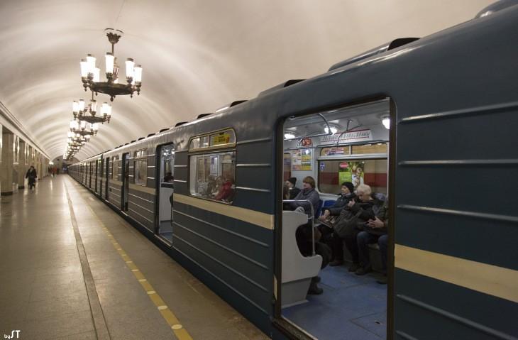 Métro de Saint-Pétersbourg - Nord Espaces