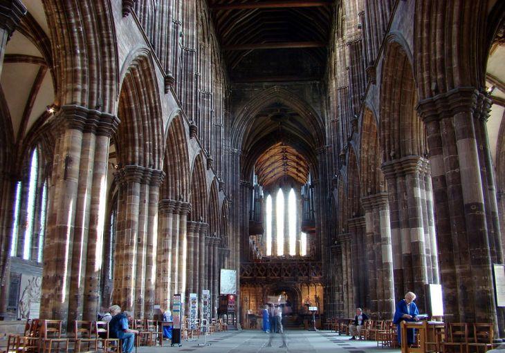 Cathédrale de Glasgow, Ecosse