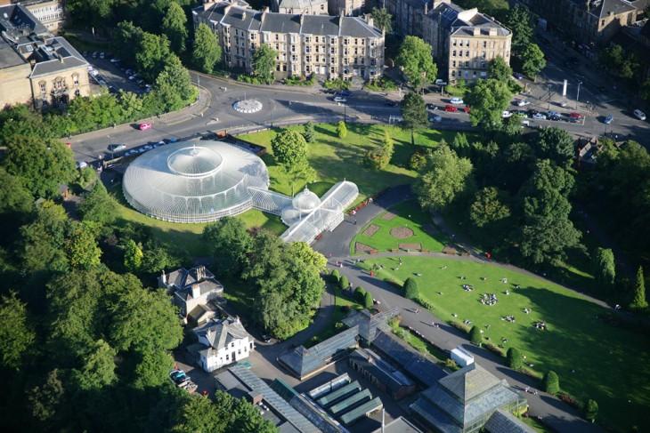 Kibble Palace, Glasgow, Ecosse