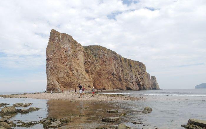 Le rocher Percé en Gaspésie par agerezs