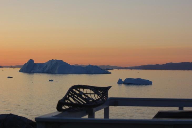 Fjord glacé d'Ilulissat classé par l'UNESCO - Nord Espaces Boréalis