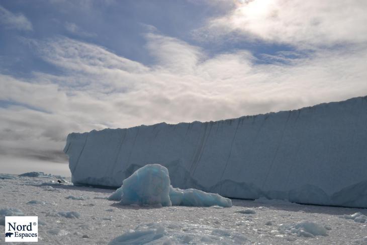 Iceberg au Groenland - Nord Espaces Boréalis